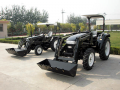 SYNBON Machine SY404  4wd China Tractor With Front End Loader