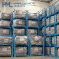 Nestainer Промышленные складные металлические стальные штабелируемые стеллажи паллеты