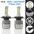 New Series of LED headlight in car headlight   H1 H3  H11 H4