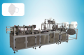 Full automatic folding mask machine