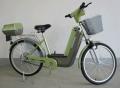 水晶头电动自行车