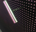 P10 outdoor led screen, front service, 320x320 modules