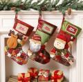 Santa Clause Socks