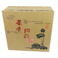 Custom China Traditional packing box with support for tea ware