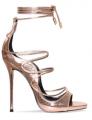Shinning women high heel sandals