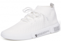 White sport women shoes