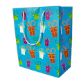 High quality gift packaging Luxury shopping bag paper bags cheap price
