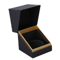 Custom Cardboard Luxury Candle gift box with candle holder inside