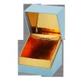 Custom Square shape luxury tea light candle jar packaging box