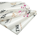 Custom printing  20 g / 30 g / 50g white color wax Tissue Paper food grade Grease proof