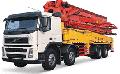 37米混凝土输送泵车 SY5253THB37B