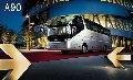 海格A90 兼具尊贵气度与时尚外观的大型豪华客车