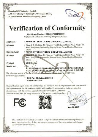 Forin International group co.,ltd