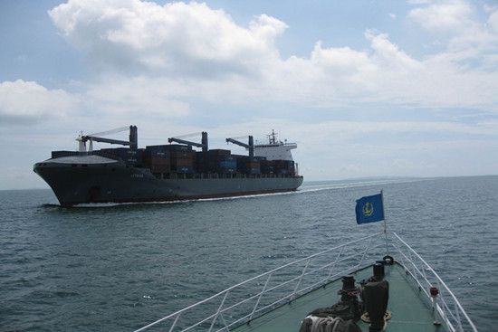 预定 深圳 -- 阿帕帕海运