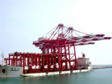 Marine freight transport-logistical services