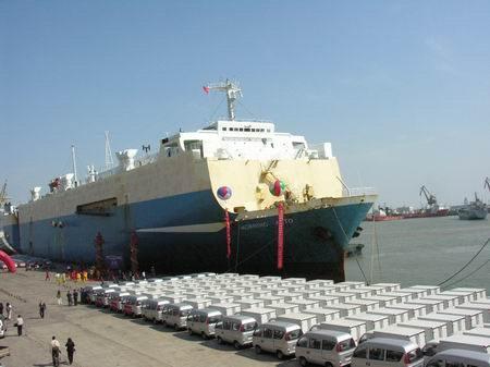 预定 出口印度尼西亚17500吨成品油轮1#特涂工程