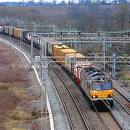 Order Railway freight transport-logistical services