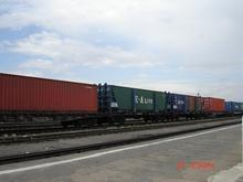 Cargo (freight) intermodal transportation