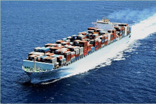 Order Marine freight transport-logistical services