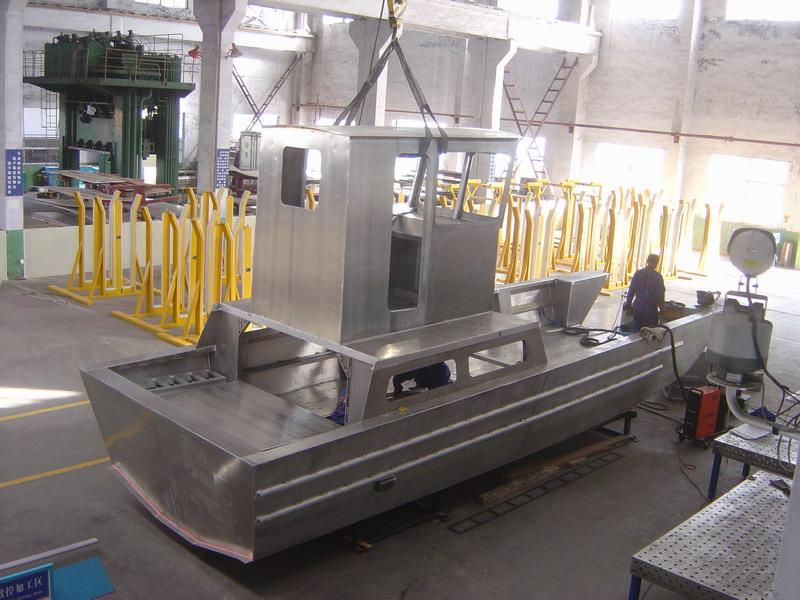 预定 10ft-40ft aluminum boat