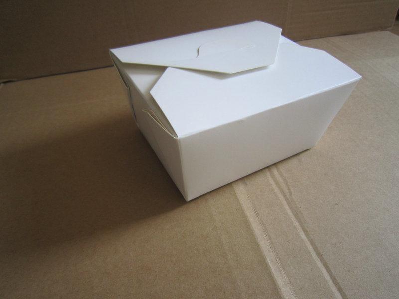 预定 Paper food box