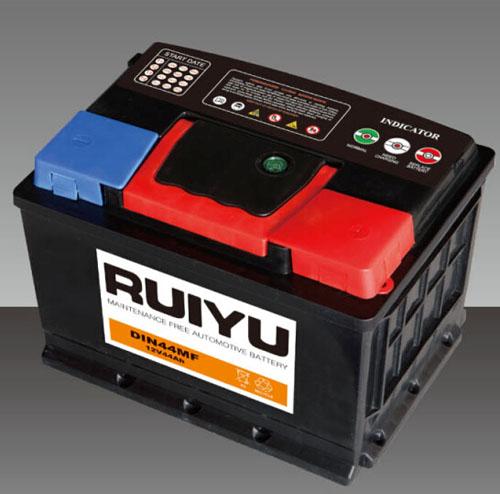 Order Replacing of car battery