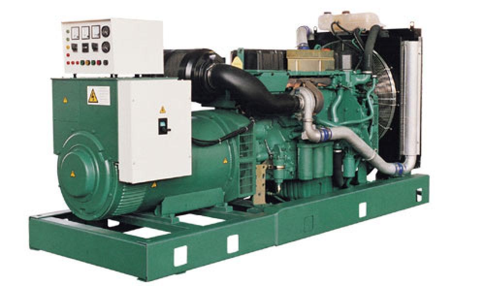预定 Sell Volvo Diesel generator