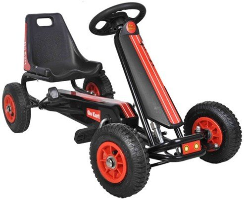 预定 Pedal go kart for children