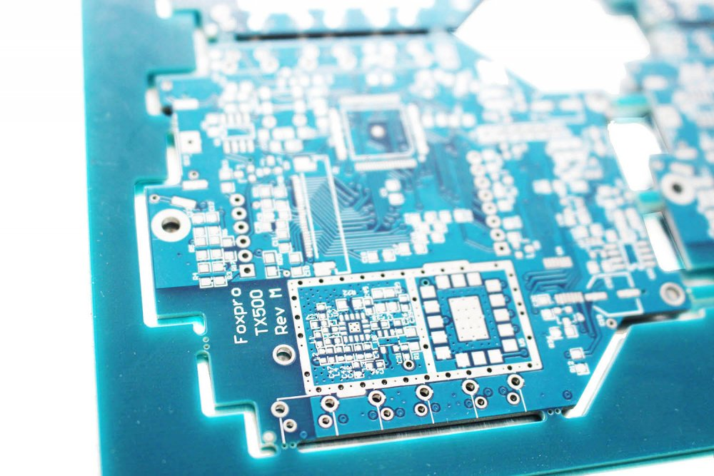 Order Installation of electronic circuit boards
