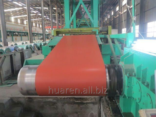 Order PPGI steel coils STOCK on sale