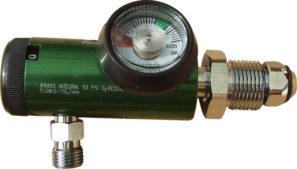 预定 医用工业用氧气调节器带螺纹G5/8