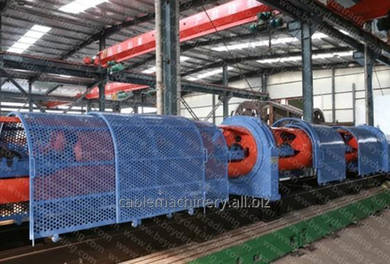 Order Manufacture cable making machine