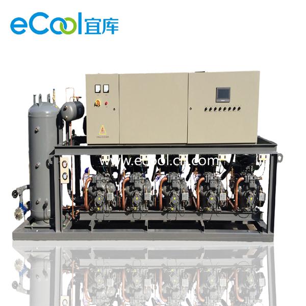 Order Low-Temperature Piston Type Multi-Compressor Unit