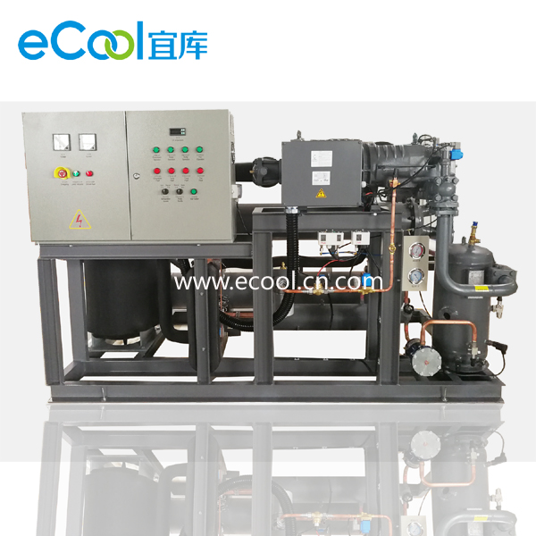 Order Water-Cooled Condensing Unit