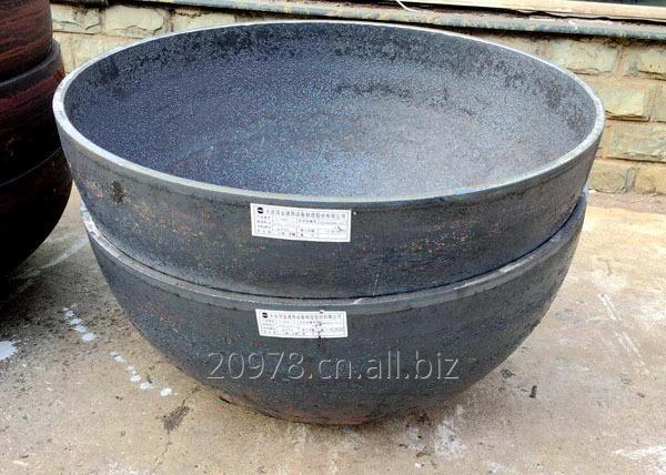 Order ASME/ANSI Stainless Steel Dish Head In Gas Condenser