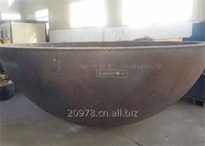 Order S30408-ASME-A283GRC-A283GRB-A306GR55 tank heads