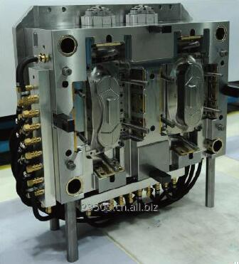Order Two shot mold design-Double Injection Mould
