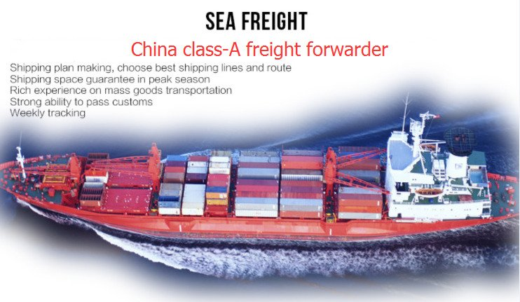 Order Freight forwarder services:LCL/FCL Logistic agent,freight forwarder shipping agent from china to the world