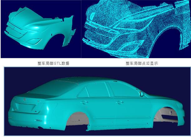 预定 汽车整车三维测量