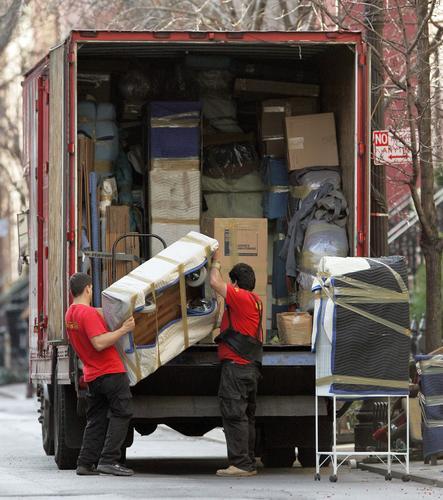 Order Trucking parcel