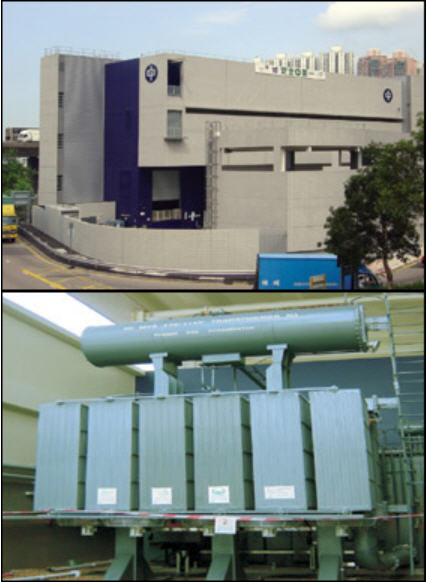 Electrical Solution Project for nine 145kV GIS Substations for CLP, Hong Kong