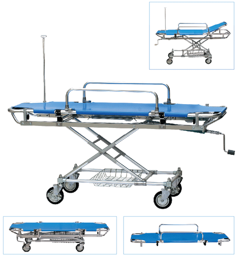 Order Services of comprehensive equipping with medical equipment