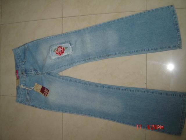 预定 牛仔裤11192-743
