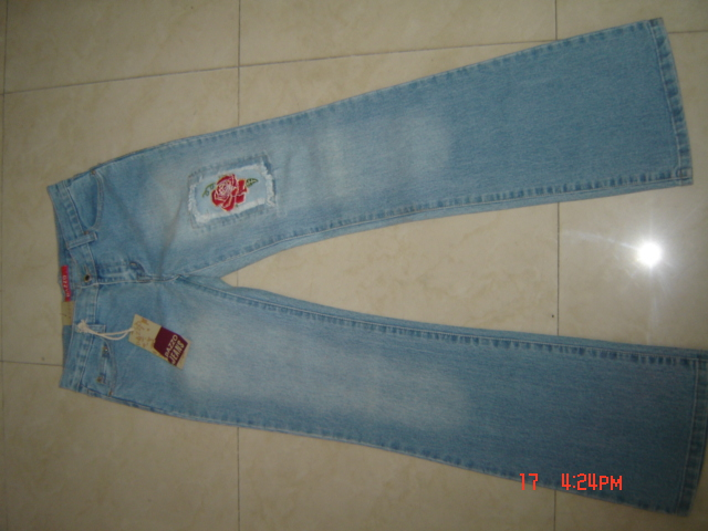 Order Rental of clothing