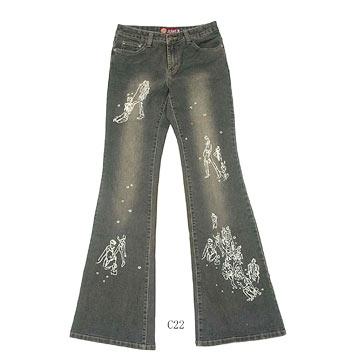 预定 牛仔裤111213-801