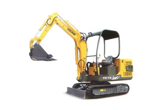 预定 YC18系列液压挖掘机