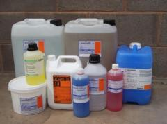 Supply chemicals