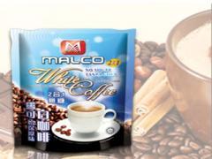 马可无糖白咖啡