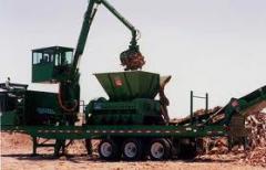 Waste steels processing,