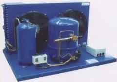 Refrigeration equipments service